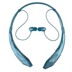 Беспроводные наушники Bluetooth 4.0 на шейном ободе с магнитными креплениями серия Polygonal