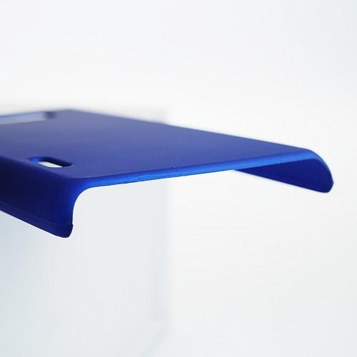 Чехол пластиковый для LG Optimus L7 P705 Синий