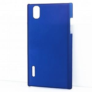Чехол пластиковый для LG Prada 3.0 P940 Синий
