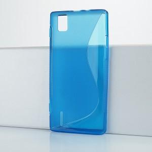 Силиконовый чехол для Huawei Ascend P2