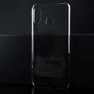 Пластиковый транспарентный чехол для Samsung Galaxy A20/A30