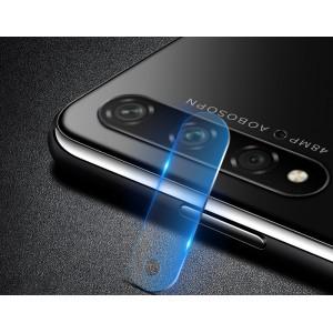 Ультратонкое износоустойчивое сколостойкое олеофобное защитное стекло-пленка на объектив камеры для Huawei Honor 20/Honor 20 Pro
