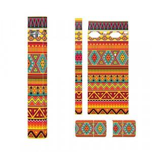Полноповерхностный стикер с дизайнерским принтом серия Орнаменты для JUUL
