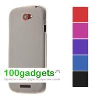 Чехол силиконовый для HTC One S Z520e