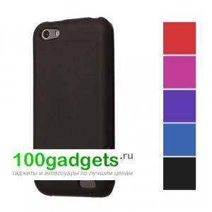 Чехол силиконовый для HTC One V T320E