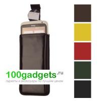 Чехол кожаный мешочек для HTC One X S720e